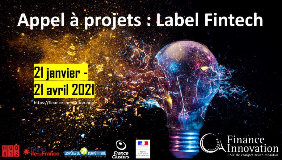 Candidatez au Label Finance Innovation et devenez un acteur incontournable du secteur FinTech !