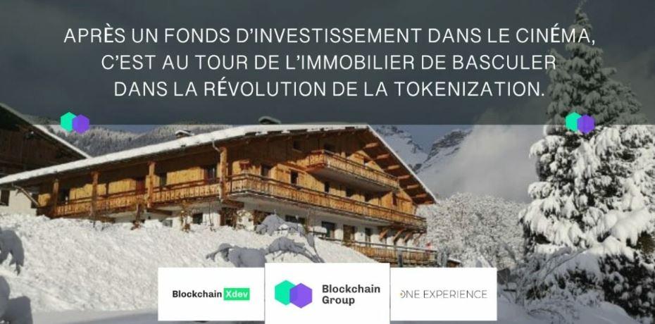 The Blockchain Group signe avec One Experience pour tokenizer des actifs immobiliers