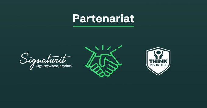 Think Insurtech et Signaturit lancent un partenariat pour faciliter la digitalisation des bulletins d'adhésion d'assurance