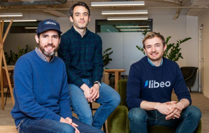 Les trois cofondateurs de Libeo, de gauche à droite : Jeremy Attuil, Pierre Dutaret et Pierre-Antoine Glandier.