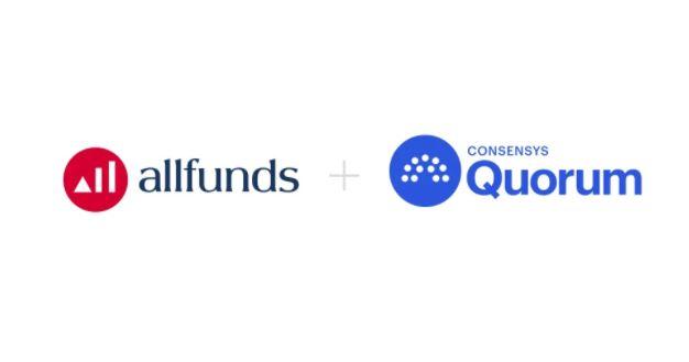 Allfunds Blockchain et ConsenSys s'associent pour faire avancer la technologie Blockchain pour l'industrie des fonds