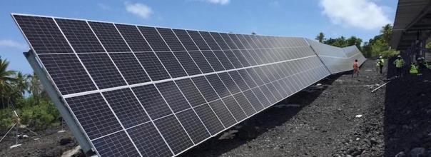 InnoVent et Lendosphere lancent une campagne de financement participatif pour la deuxième centrale solaire de l'Union des Comores