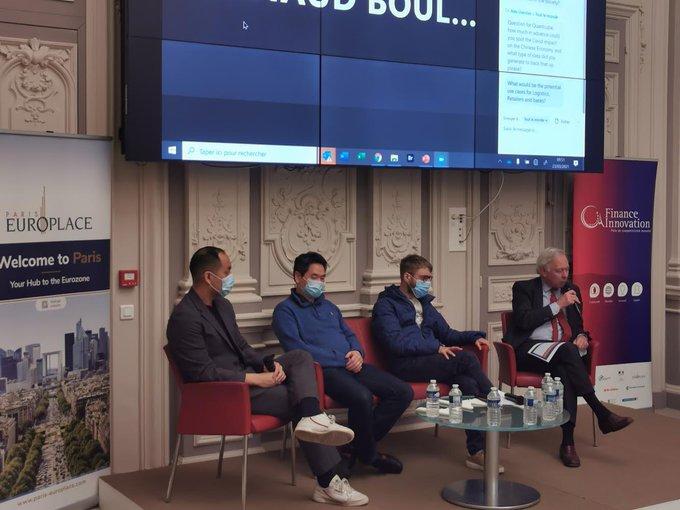 Quatre fintech de la place de Paris ont participé à la manifestation de Paris Europlace sur le Koweït