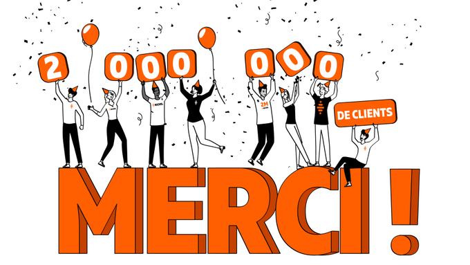 NiCKEL franchit le cap des 2 millions de clients et accélère le déploiement de son réseau de proximité