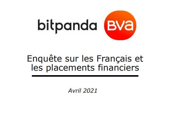 Plus d'1/3 des Français prêt à se lancer dans l'investissement selon une étude Bitpanda – BVA