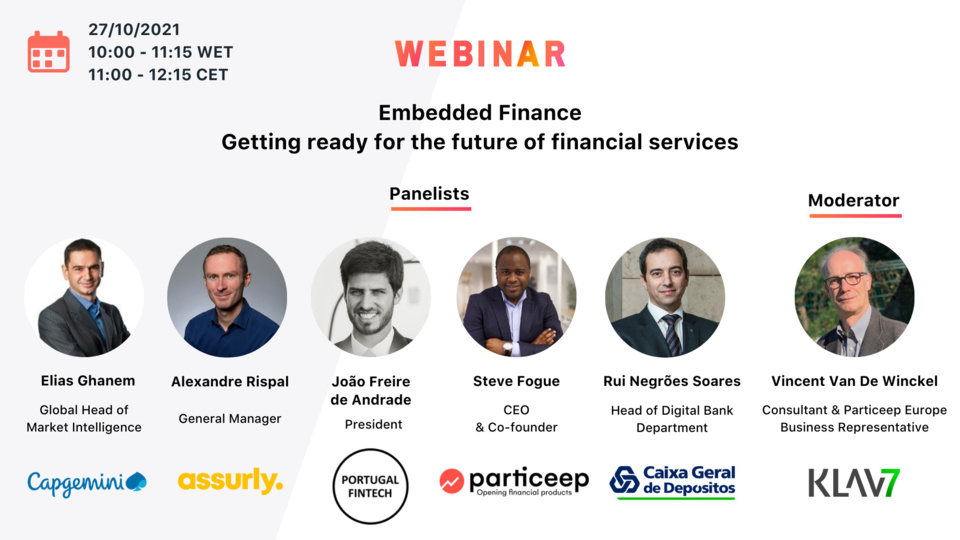 Embedded Finance – getting ready for the future of financial services