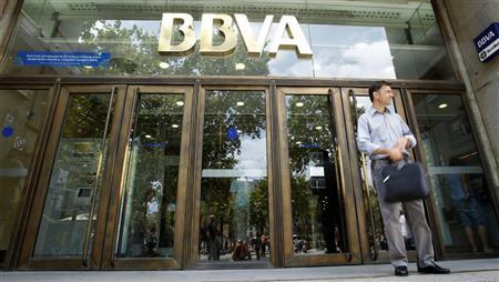 La banque espagnole a lancé un fonds de capital-risque de 100 millions de dollars, dans la Silicon Valley. REUTERS.