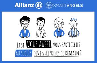 Allianz France, SmartAngels et Idinvest Partners lancent le premier fonds d'investissement dédié au crowdfunding
