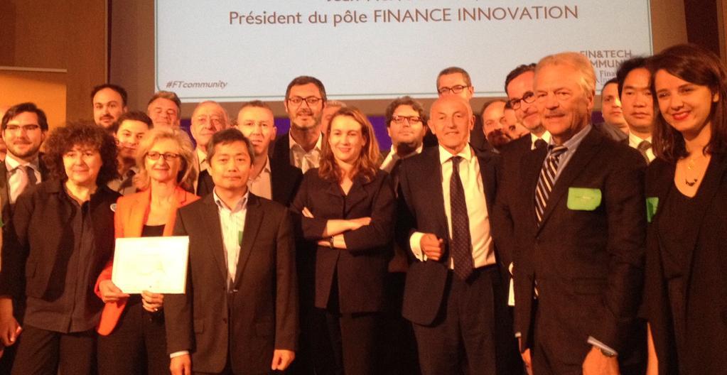 Quelles sont les 28 start-ups financières labellisées par Finance Innovation ?
