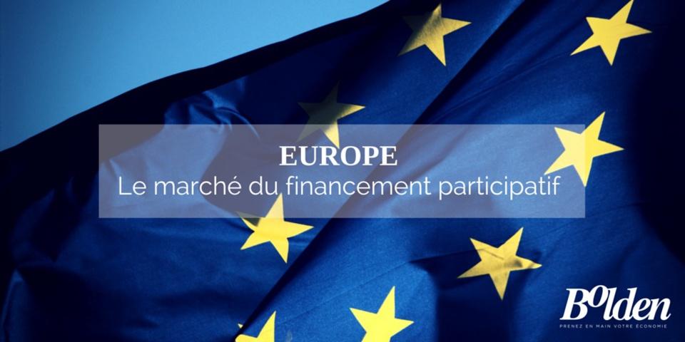 Etat des lieux du marché européen du financement participatif