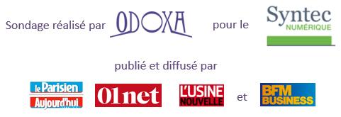 Les Français et les « FinTechs » (sondage Syntec Numérique - Odoxa – juillet 2015)