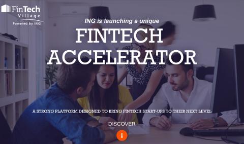 ING FINTECH VILLAGE : sept start-up travaillent leur proof of concept