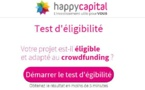 Happy Capital lance le 1er test d'éligibilité en Equity Crowdfunding