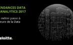 Les grandes tendances Data & Analytics 2017