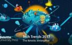 Etude Deloitte Tech Trends 2017 : L'entreprise cinétique
