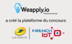 La Poste lance son 3e concours French IoT  sur une plateforme Particeep