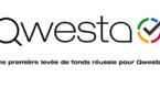 Une première levée de fonds réussie pour Qwesta