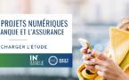 Nouvelle étude sur les enjeux et les projets numériques dans les secteurs banque-assurance