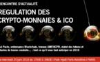 Rencontre d'actualité Régulation des Crypto-Monnaies & ICO