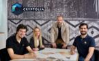 La plateforme française CRYPTOLIA veut devenir la référence Francophone pour suivre l'univers des crypto-monnaies