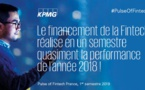 Le financement de la Fintech atteint un nouveau record au 1er semestre 2019