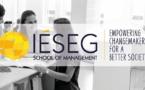 L'IÉSEG lance un nouveau Master « Institutions Financières : Risk, Compliance & Data Analytics »