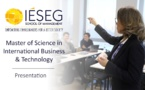 L'IÉSEG lance un nouveau programme « MIB Tech »