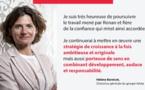 Hélène Bernicot nommée Directrice générale du groupe ARKEA