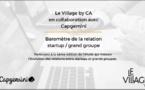Lancement de la 4ème édition du Baromètre de la relation startup / grand groupe