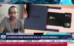 La fintech Shine rachetée par la Société Générale (Vidéo BFM Business)