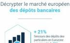 Etude Deposit Solutions : les écarts de répartition de l'épargne plaident pour une Europe des dépôts