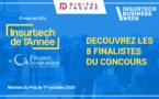 Finance Innovation révèle les 8 finalistes du concours Insurtech de l'Année
