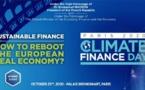 Climate Finance Day 2020 :  de nouveaux engagements pour une relance plus durable