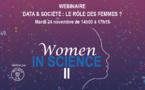 REPLAY - Data & Société : le rôle des femmes ?