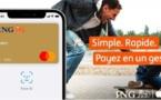 Apple Pay disponible dès aujourd'hui pour les clients ING