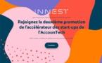 INNEST, l'accélérateur de startups de l'Ordre des Experts-Comptables Paris Île-de-France recrute sa 2e promotion