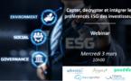 Capter, décrypter et intégrer les préférences ESG des investisseurs