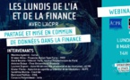 Les lundis de l'IA et de la finance avec l'ACPR : le partage de données pour l'IA en finance
