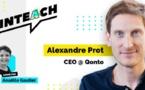PODCAST : Alexandre Prot, CEO Qonto