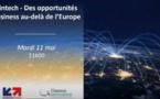 Fintech - Des opportunités business au-delà de l'Europe