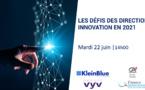 Les défis des directions innovation en 2021
