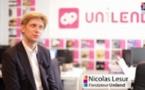 Immersion dans une start-up fintech, avec Nicolas Lesur, fondateur d'Unilend