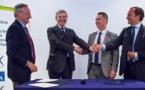 L'École polytechnique et AXA lancent la chaire « Data Science for Insurance Sector »