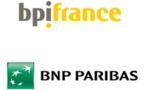 BNP Paribas et Bpifrance s'engagent pour soutenir la croissance des entreprises innovantes... et des fintechs