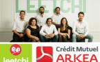 Crédit Mutuel Arkéa - Leetchi ou quand une banque rachète une fintech...