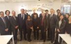 Visite de la délégation française fintech à Hong Kong
