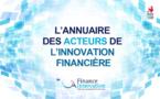 L'annuaire des acteurs de l'innovation financière du pôle Finance Innovation est en ligne...