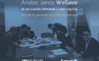 Anatec lance WeSave, une nouvelle plateforme de gestion de patrimoine haut de gamme