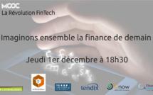 """MOOC """"La révolution fintech"""" : rencontrons-nous !"""