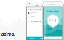 Paiement P2P : Azimo lance une nouvelle fonctionnalité de transfert  d'argent entre particuliers via téléphone mobile